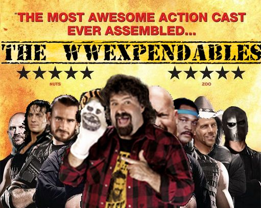 The WWExpendables