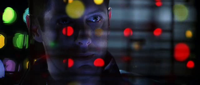 Supernova (2000), James Spader pictured.