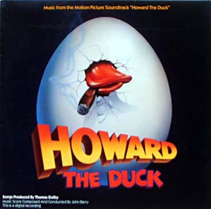Howard the Duck album cover