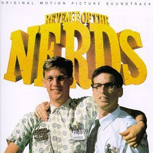 Revenge of the Nerds album cover