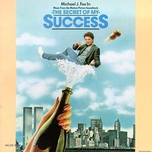 Secret of My Success album cover