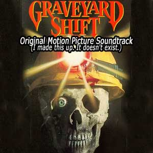 The Graveyard Shift album cover