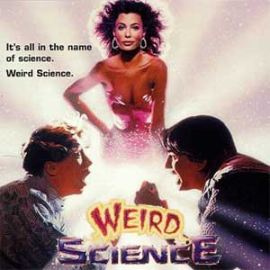 Weird Science album cover