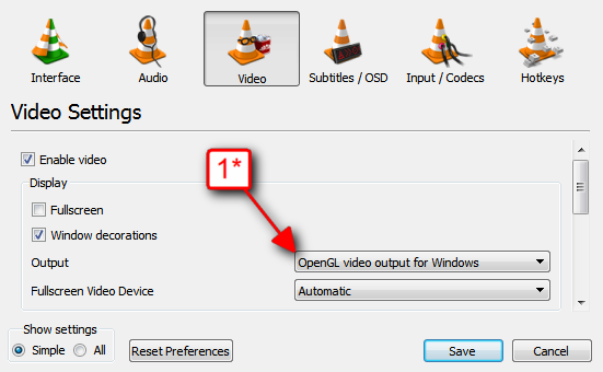 Tutorial: How to Fix VLC 3 0's Washed Out Colors, Improve DVD